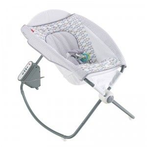 Newborn Auto Rock N Play Sleeper From Fisher Price Rock N Play Rock N Play Sleeper Best Baby Rocker