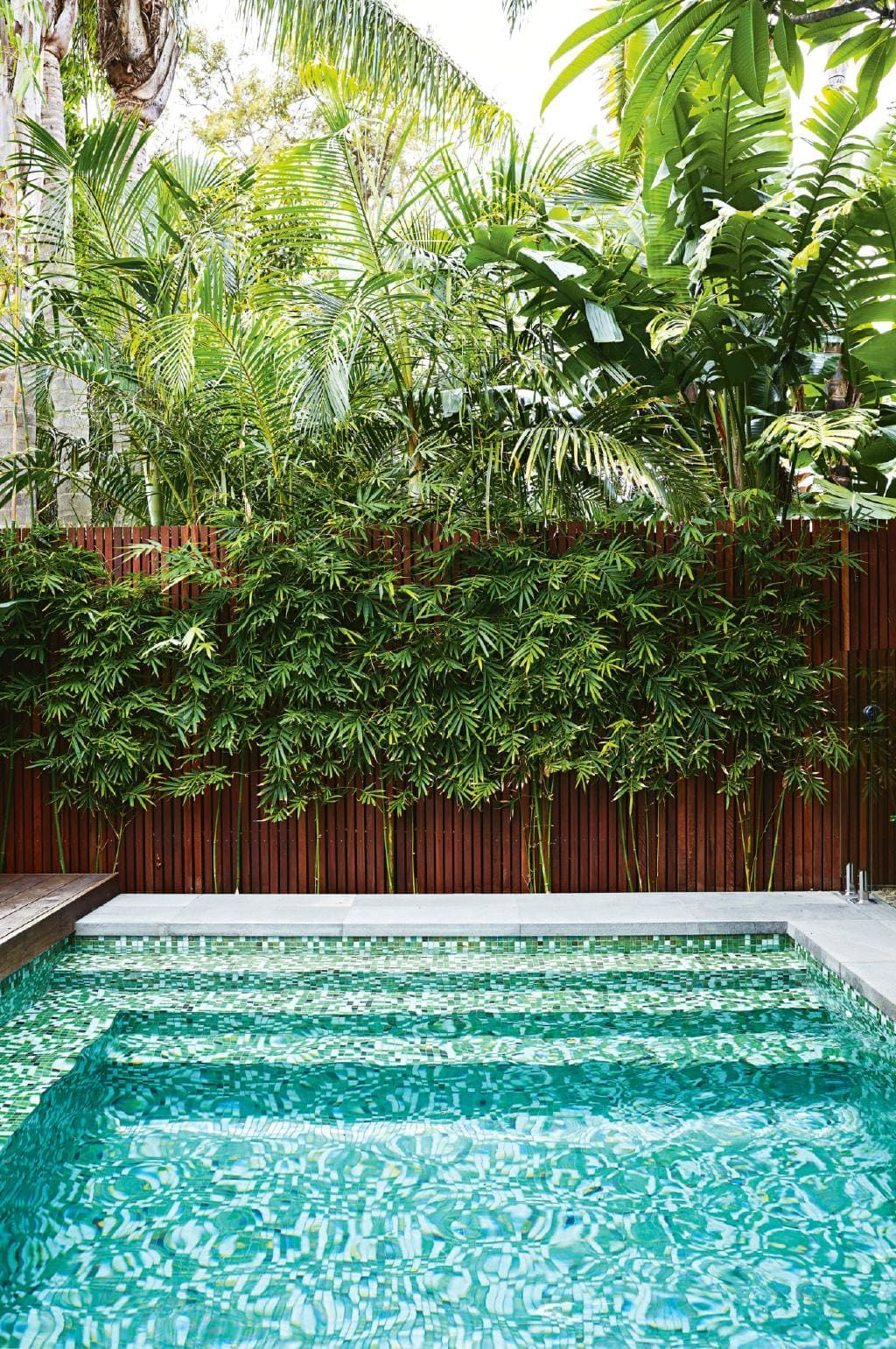 Backyard Paradise: This Compact Sydney Garden Is Inspired By Bali