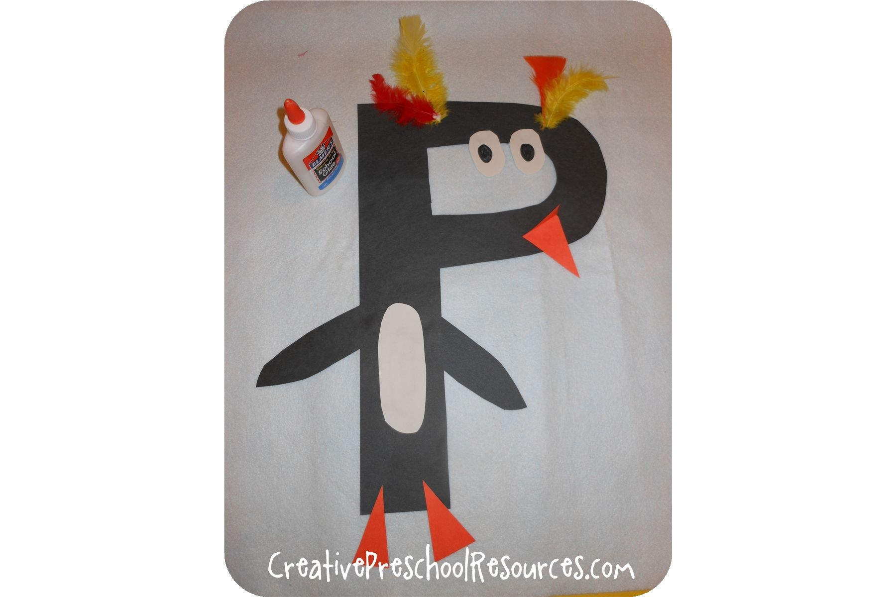 Tacky The Penguin Printable