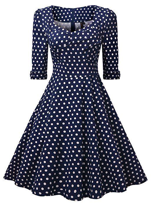 50er kleid elegant