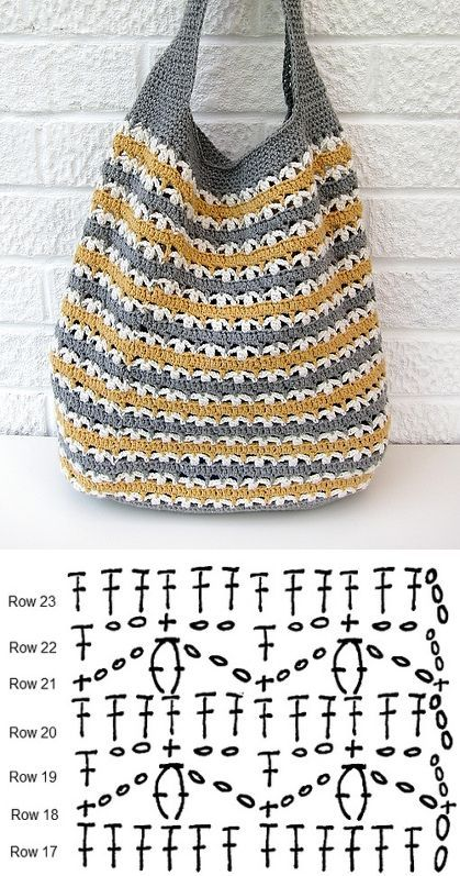 Cooles Muster! … | häkeln/stricken/nähen | Pinterest | Muster ...