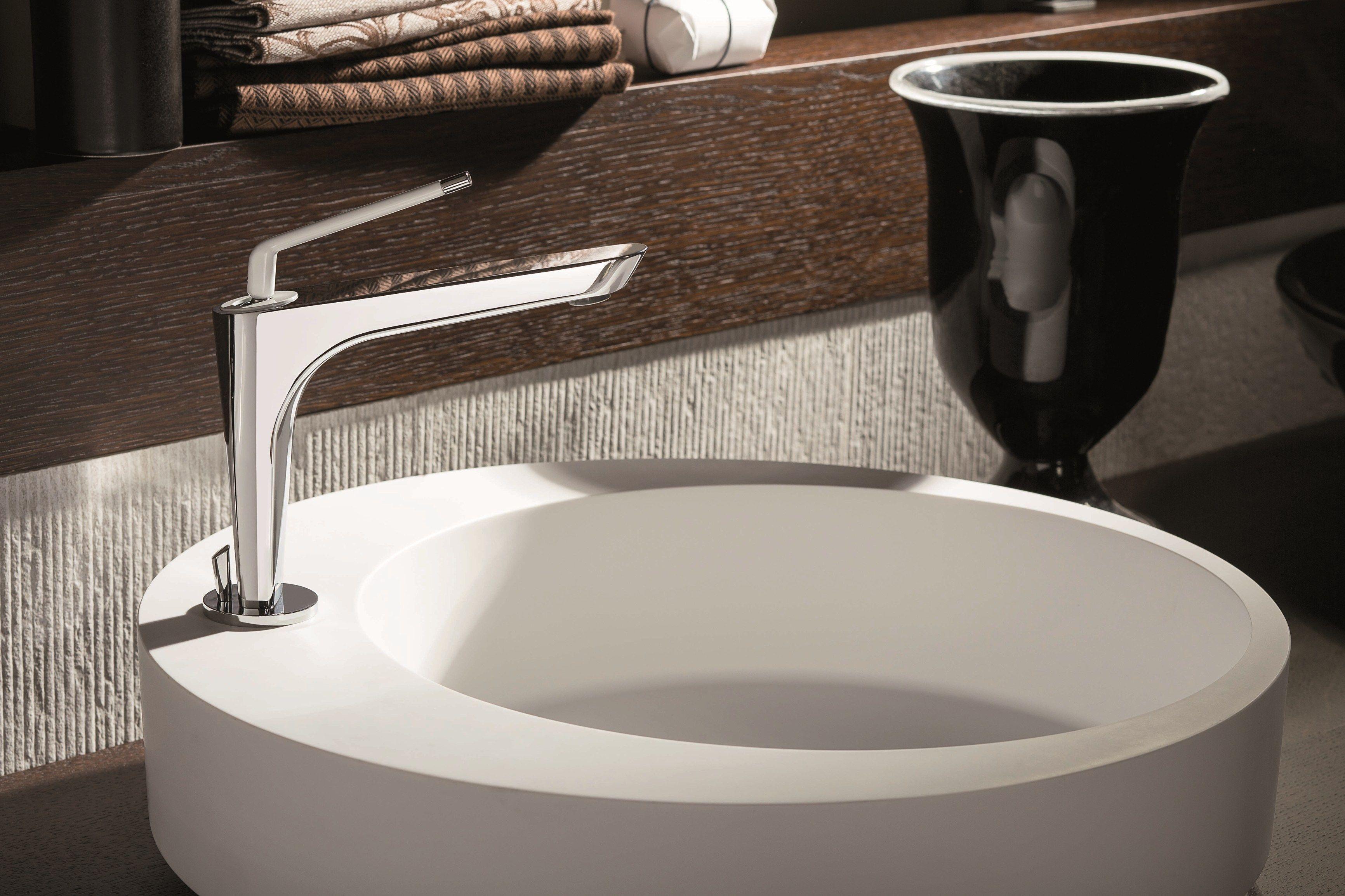 O\'RAMA Miscelatore per lavabo da piano by #NEWFORM #bath #design ...
