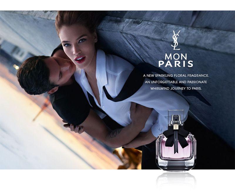Yves Saint Laurent - Mon Paris | Paris perfume, Perfume yves saint ...