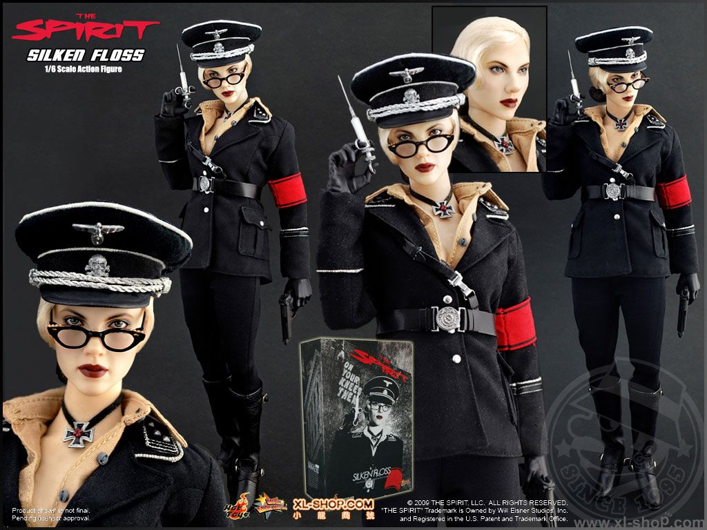 Scarlett Johansson The Spirit