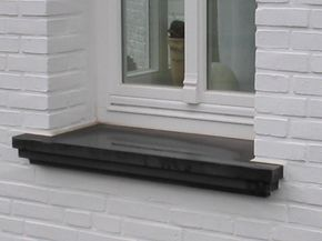 fensterbank au en aus beton schubert fensterb nke home. Black Bedroom Furniture Sets. Home Design Ideas