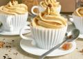 Cupcakes Caramel Latte Macchiato