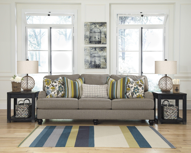 Hariston Shitake by Ashley Furniture | Patterns | Pinterest | Living ...