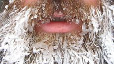 Inside Canada's Annual International Hair Freezing Contest