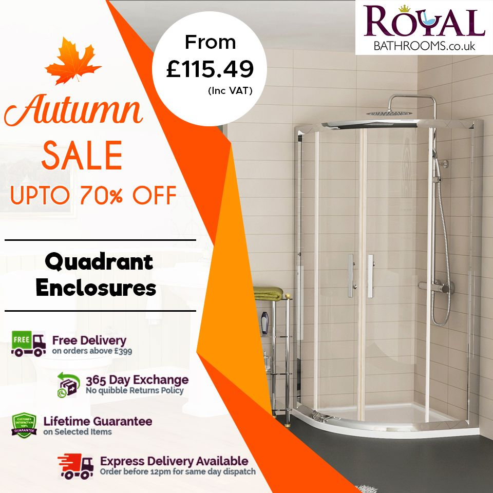Quadrant Enclosures Available On Huge Sale Up To 70 Off Shower Showers Quadrants Showerenclo Quadrant Shower Enclosures Shower Enclosure Quadrant Shower