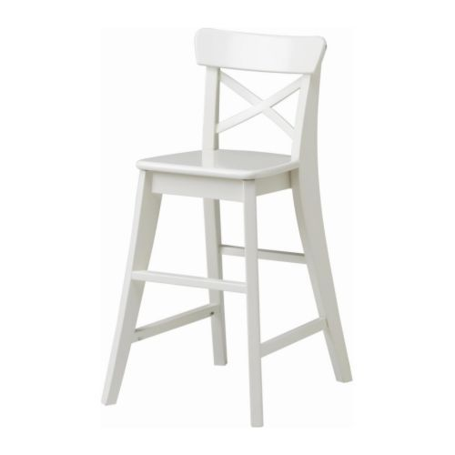 INGOLF Junior Chair IKEA Gives The Right Seat Height For The Child At The  Dining Table. X2