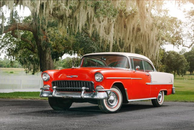 1955 Chevrolet Bel Air Sport Coupe Chevrolet Bel Air Sports