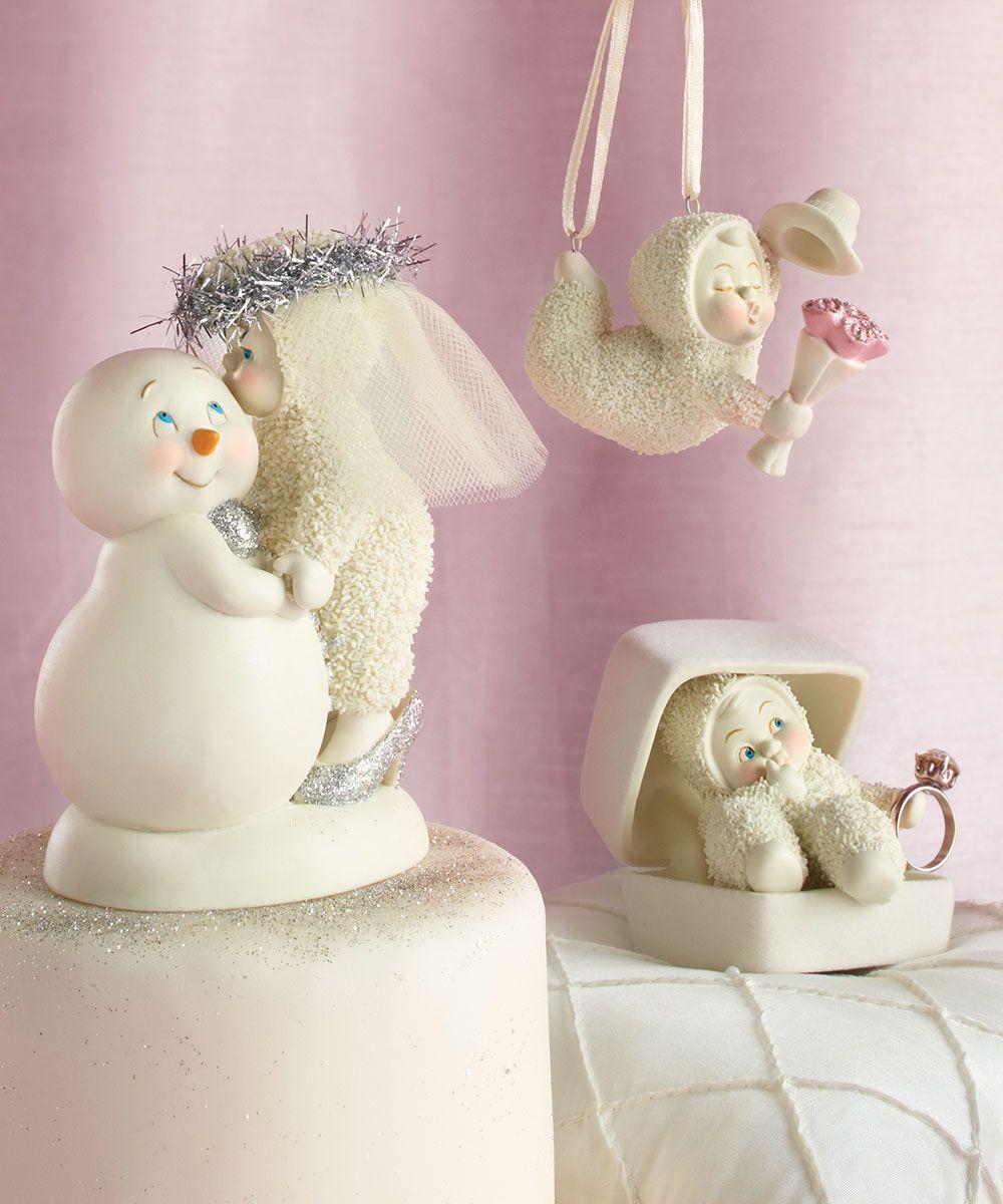 Department 56 snowbabies ornaments - Department 56 Snow Dream Wedding Snowbabies Www Department56 Com Shop Department56