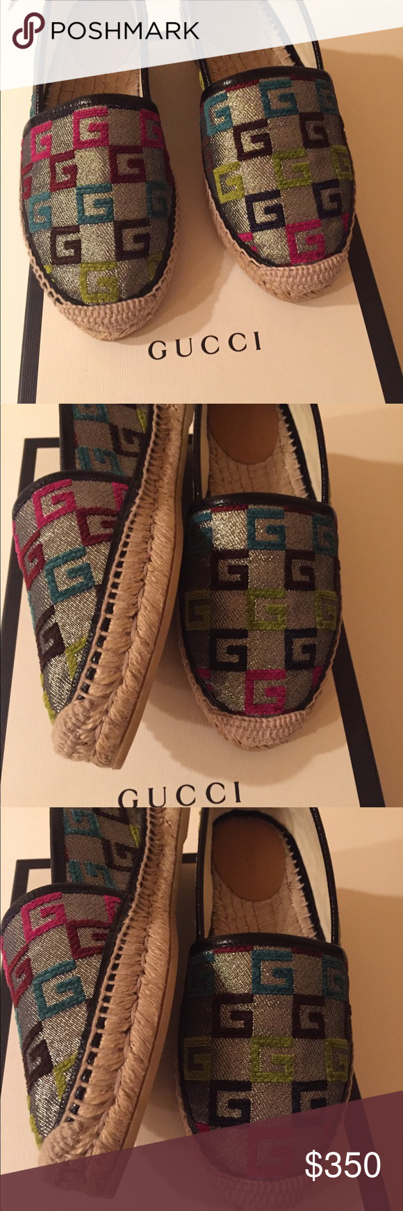 2d52aafb01c Spotted while shopping on Poshmark  Brand new Gucci shoes!  poshmark   fashion