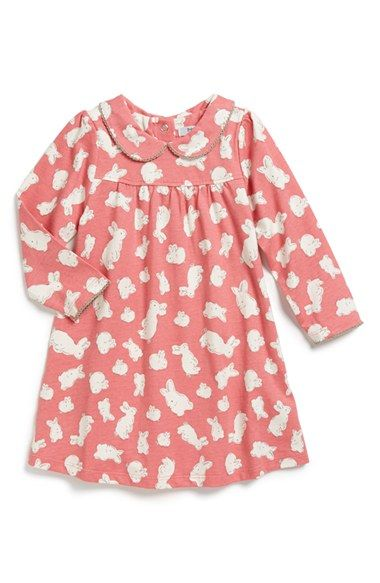 5b52034078f Mini Boden Pretty Collar Jersey Dress (Baby Girls) available at #Nordstrom