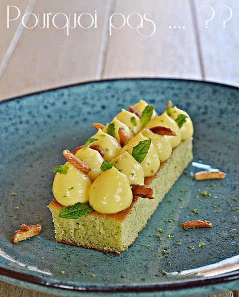 Pourquoi pas .... ??: Dessert Mojito