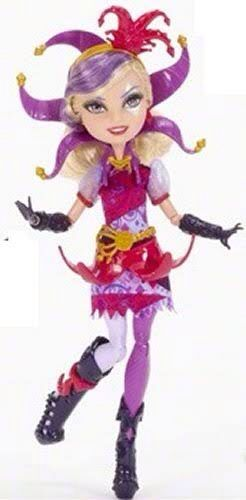 Ever After High Doll~Courtly Jester~Boots