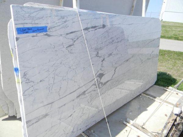 granite White Venatinoalternative for carrara marble by abbyy - quarzit arbeitsplatte küche