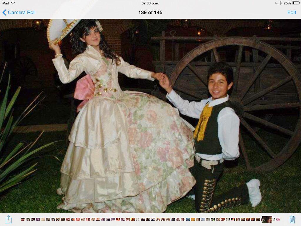 Image result for vestidos de quinceanera de mariachi ...