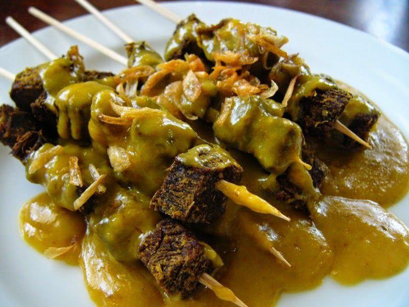 Resep Sate Padang Resep Masakan Resep Masakan