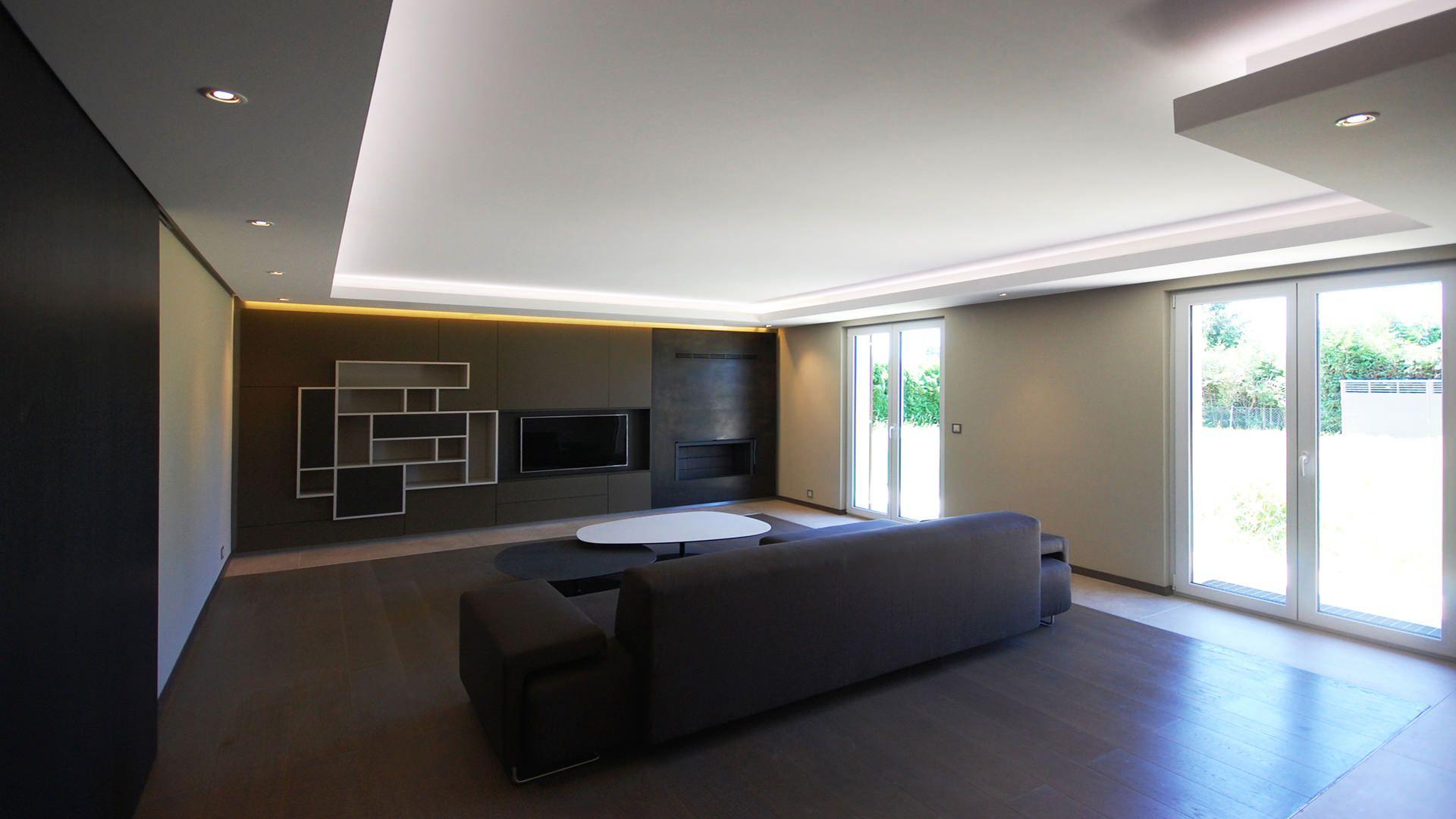Swiss Bureau Interior Design Designed Mont Sur Lausanne