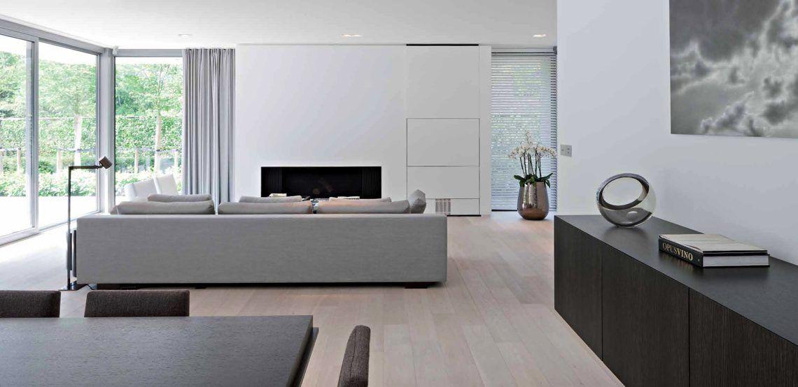 Schellen Architecten - Moderne villa Bonheiden - Hoog □ Exclusieve