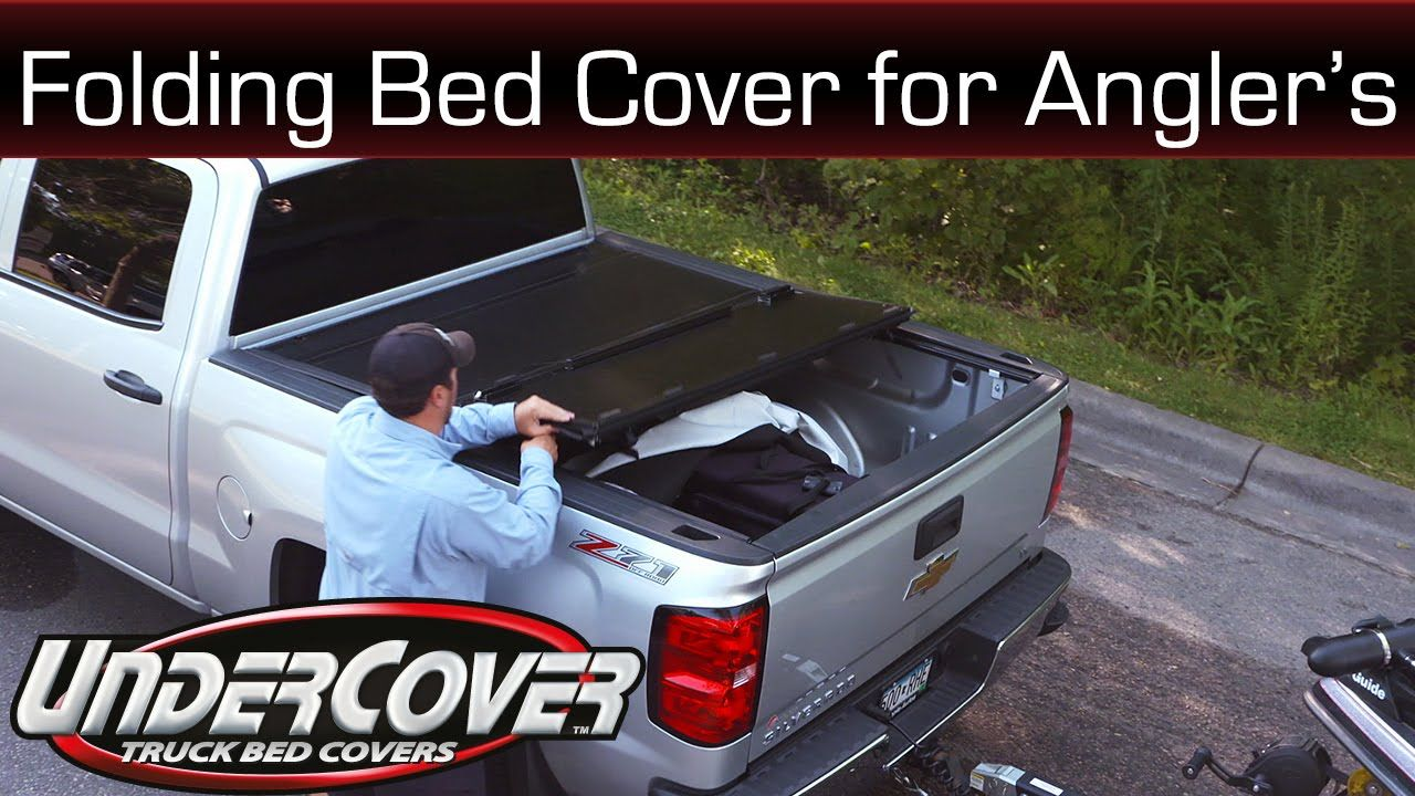 UnderCover Flex l The Angler's Choice Cover  Flex is the best bed cover for fisherman, and outdoor enthusiasts. Have the ability to ride with full protection when you need it, and full access when you don't. With Flex you never have to remove your cover!