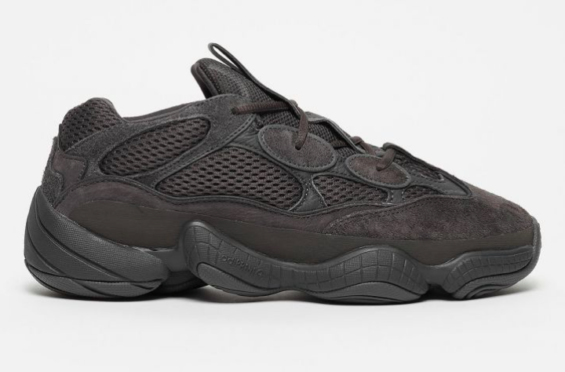 hot sale online e1ab6 7258e Are You Copping The adidas Yeezy 500 Utility Black Tomorrow The adidas  Yeezy 500 Utility