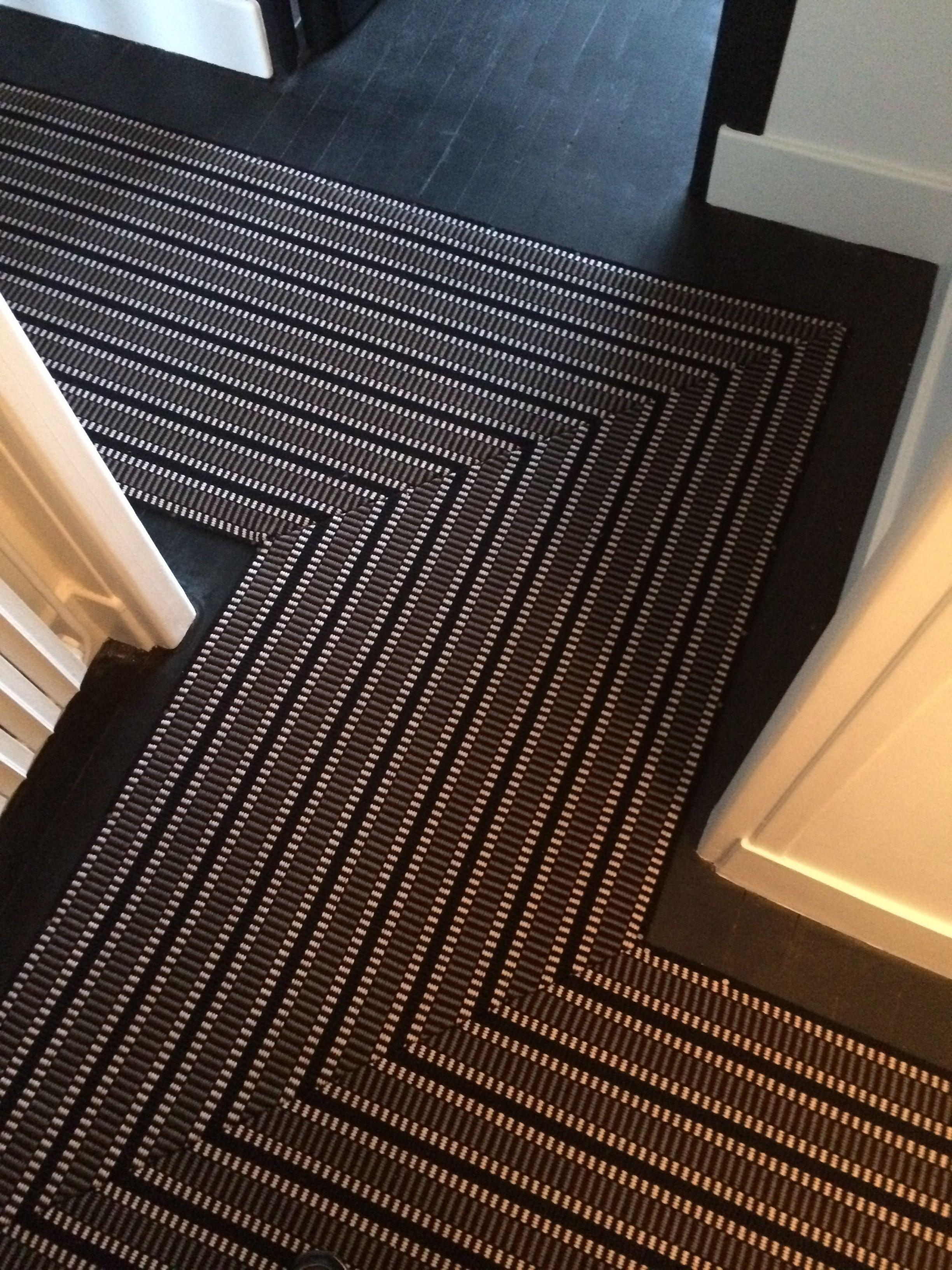 L Shaped Custom Runner Inspiration Flatweave Runner Flat Weave