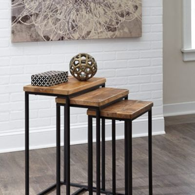 nesting end tables living room. T506 316  NESTING END TABLES 3 CN Living Room Nesting Tables Pinterest