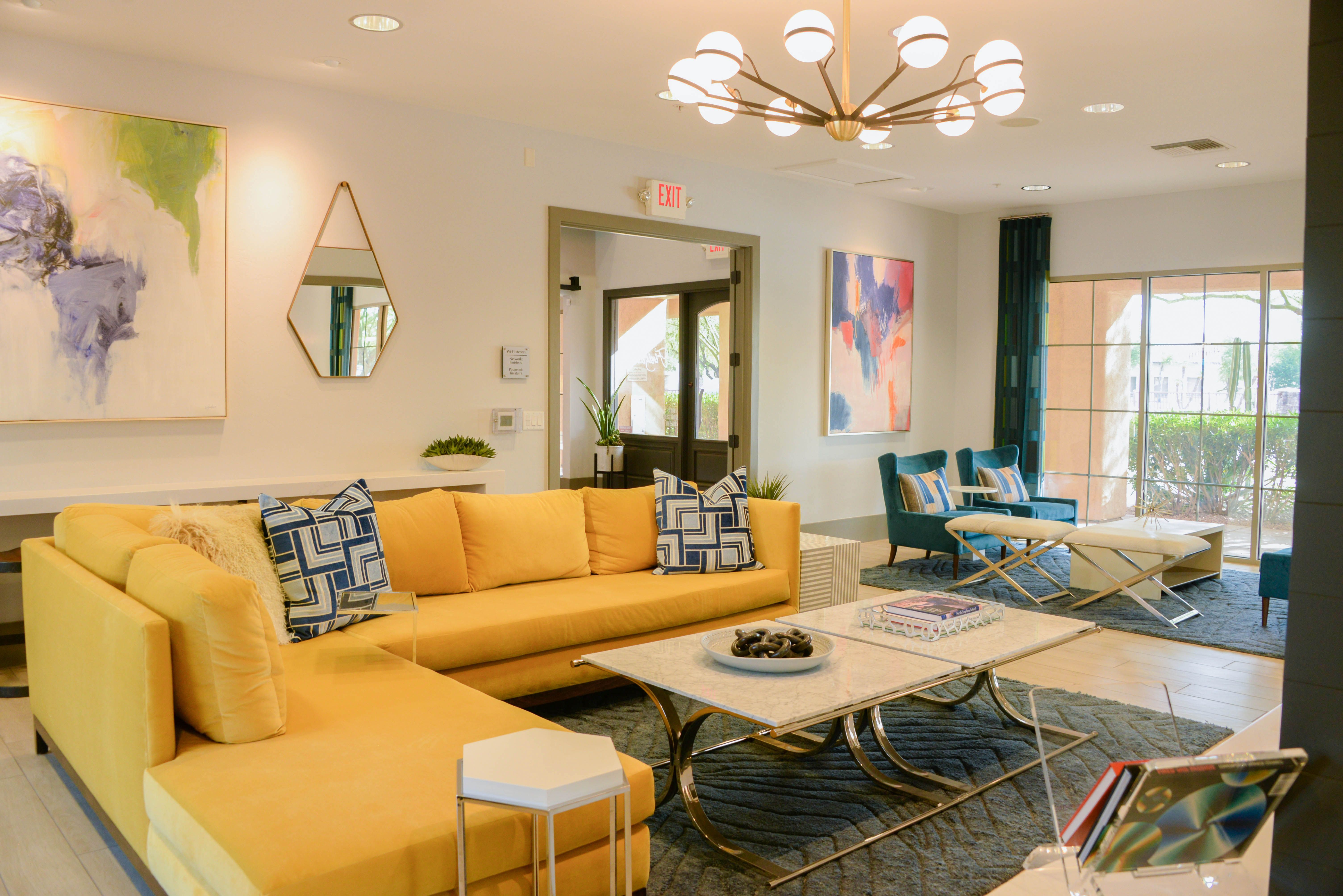 Brand New Clubhouse Luxury apartments, Bedroom floor