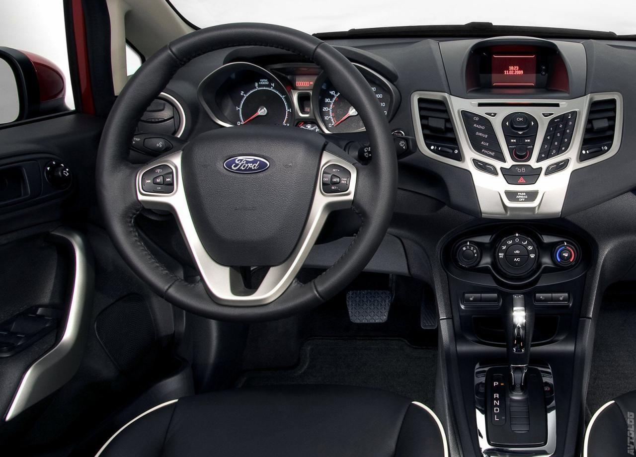 2011 Ford Fiesta Ford Fiesta Ford Fiesta