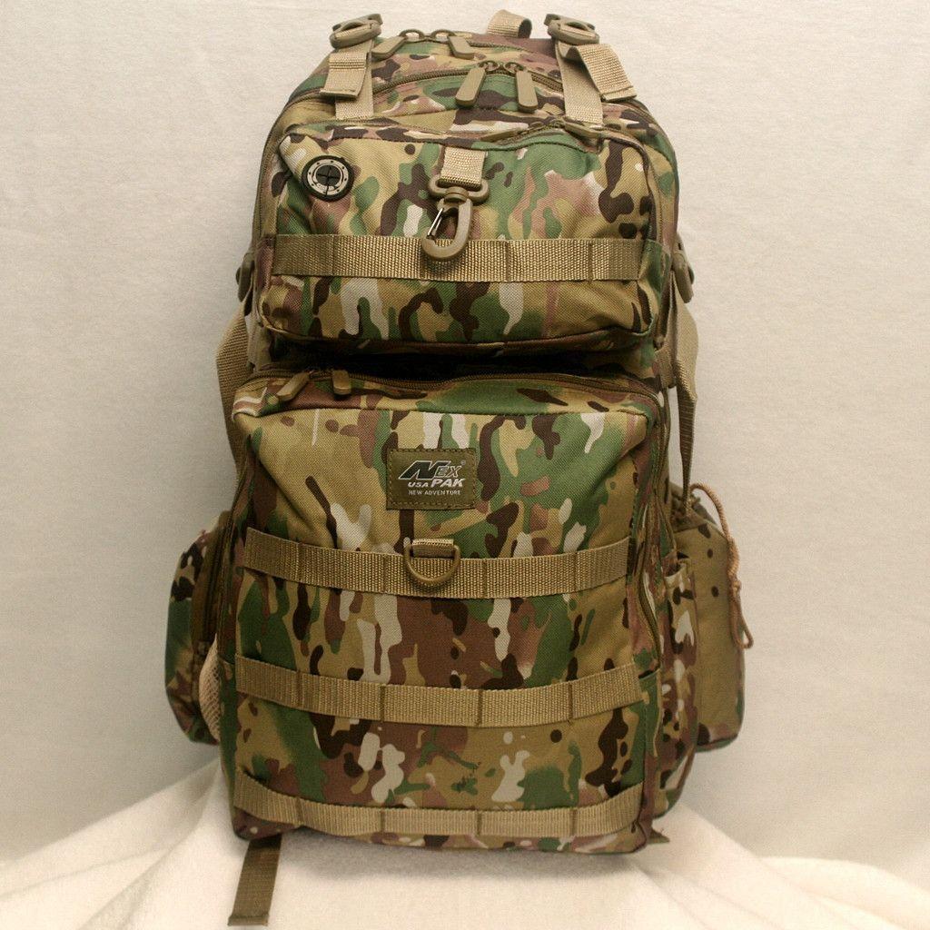 Backpack - NexPak DP321