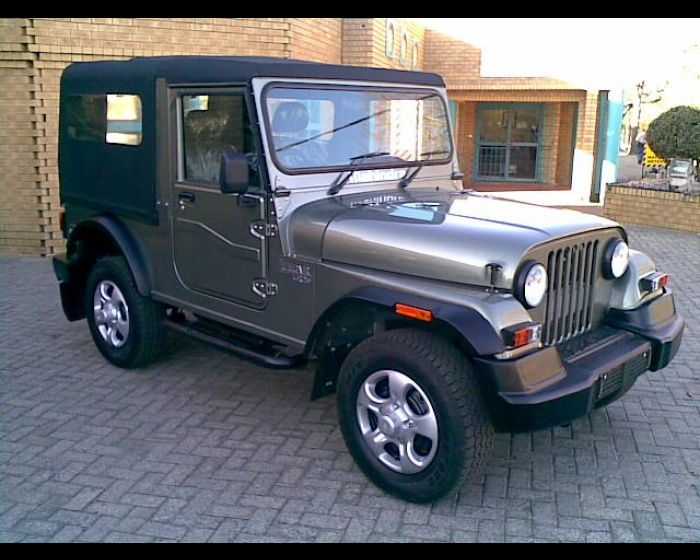 Https Www Pwsmotors Co Za Mahindra Thar New Bethal For Sale