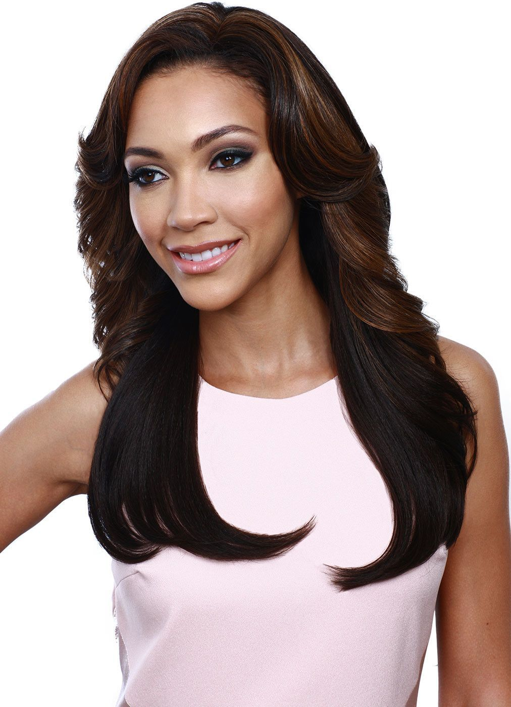 Bobbi Boss Weave A Wig MWWS06 Theora Weave hairstyles
