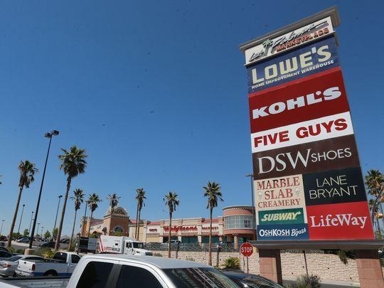 El Paso Shopping Center Values Stir Disputes Foot Shop Shopping Center El Paso