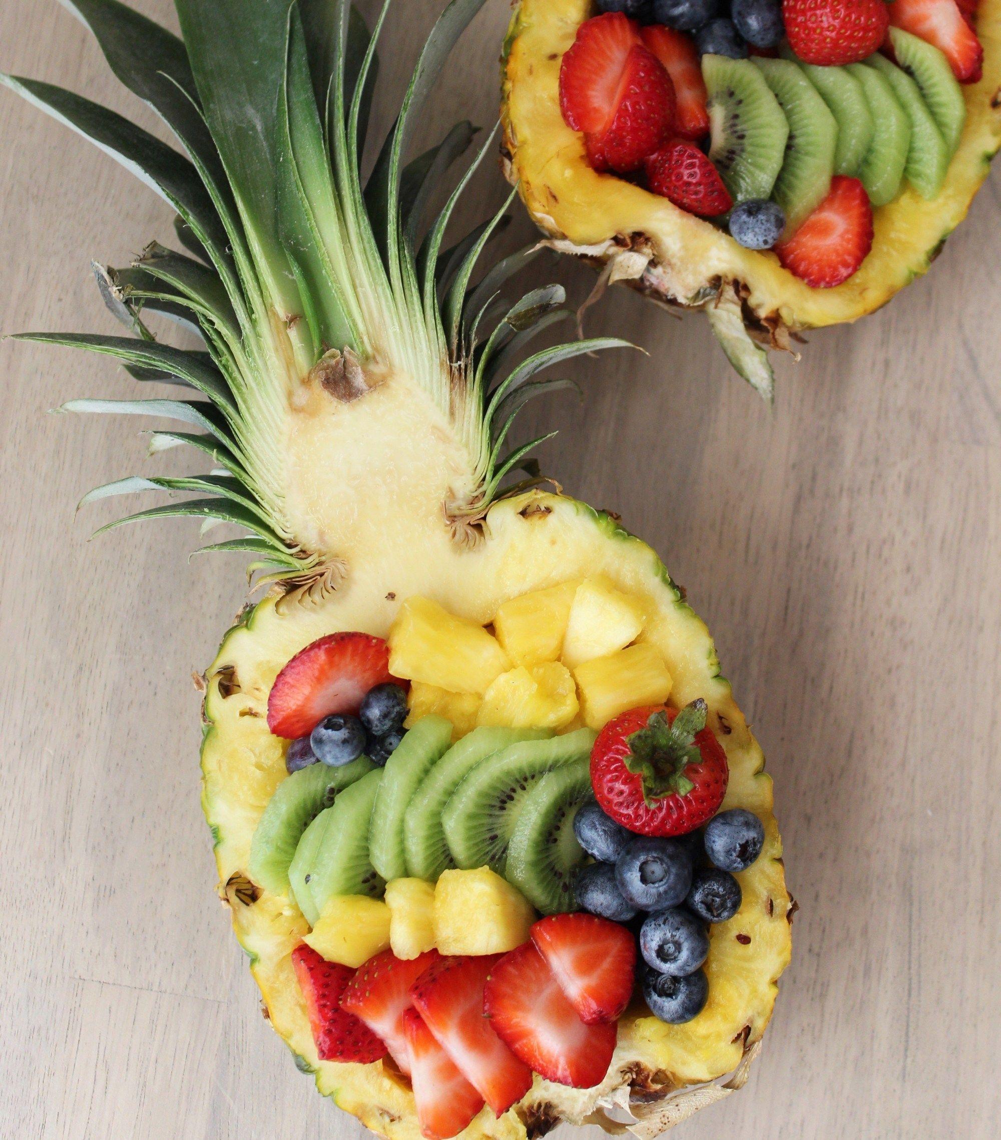 найдешь оформление ягодами ананаса фото удобства пользователей весь