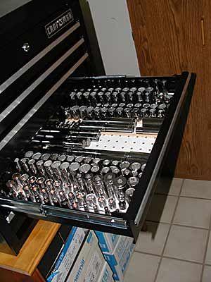 Peg board socket storage projects pinterest for Socket organizer ideas