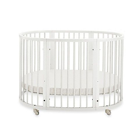 Stokke Cot White Google Search Baby Wish List Cribs