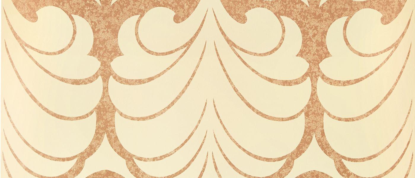 Alexander Copper Wallpaper at Laura Ashley | Houses | Pinterest ...