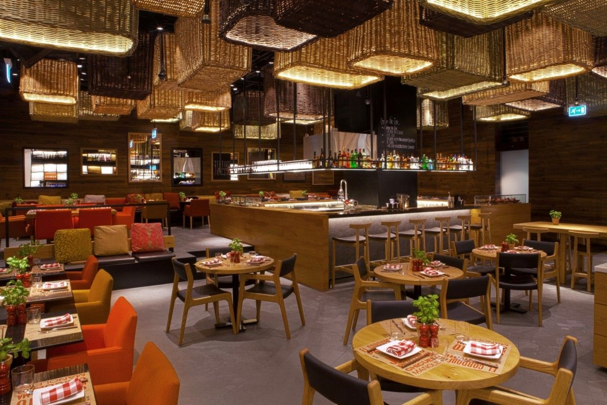 5 Star Restaurants In Dubai Fine Dining Kempinski Hotel Mall Of The Emirates