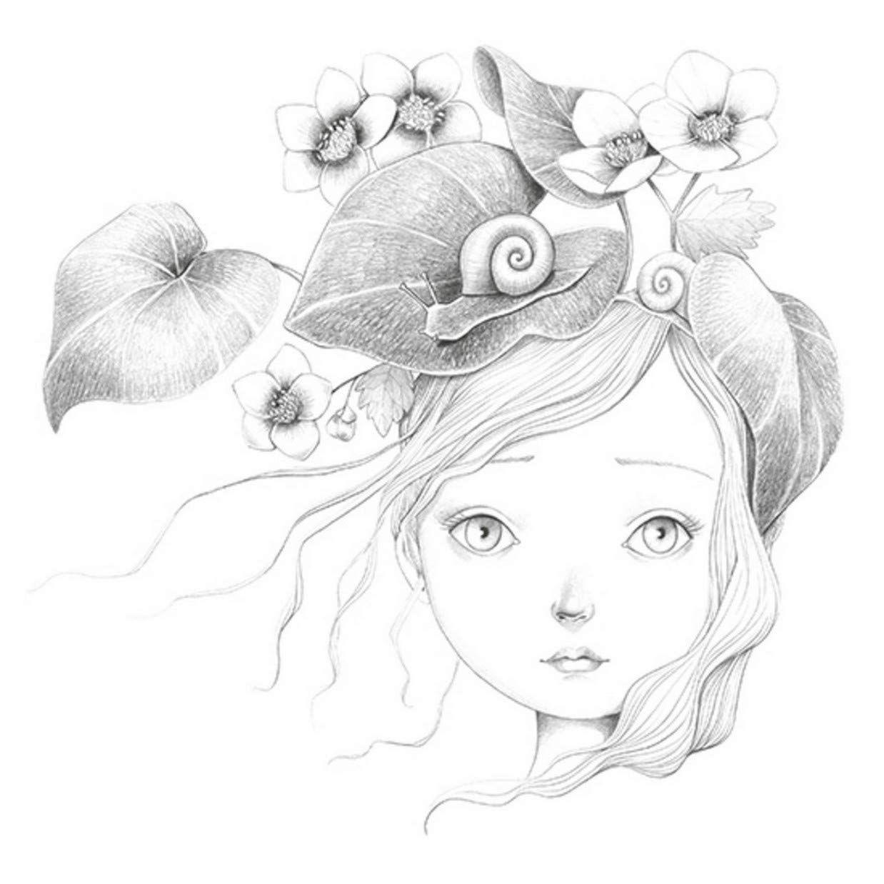 Emmanuelle Colin Coloriage Wild 1 Avenue Mandarine Ilustraciones Libro De Colores Colorear Anime