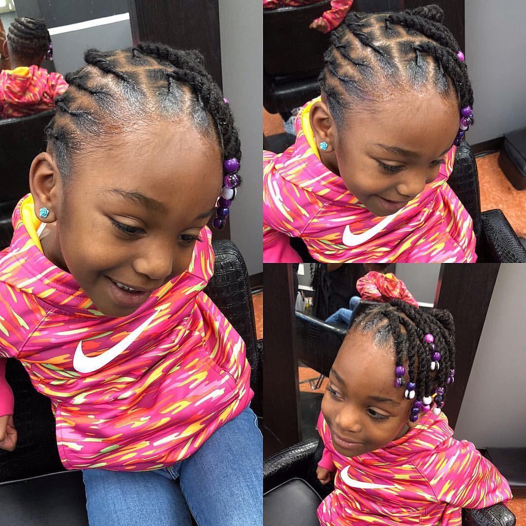 Kids Loc Style Karibbeankinks Teamkinks Janai Stylez Natural Naturalhair Naturalhairstyles Hea Kids Hairstyles Hair Styles Dreadlock Hairstyles Black