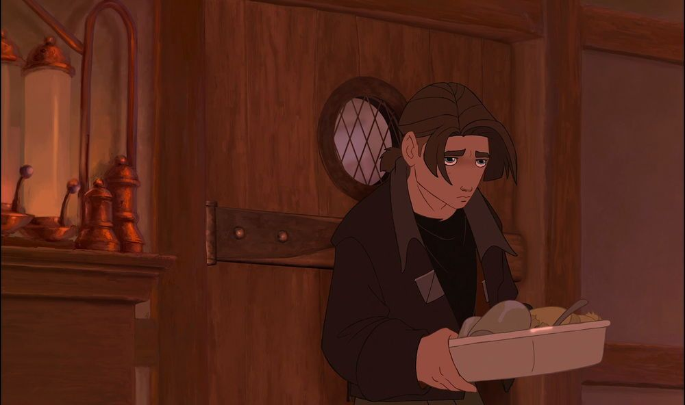 Images of Jim Hawkins from Treasure Planet.