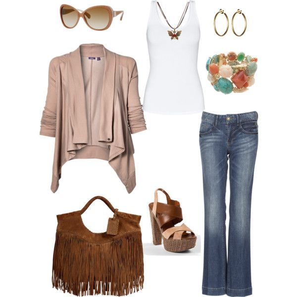 Chillin, created by joy-benner-steward on Polyvore