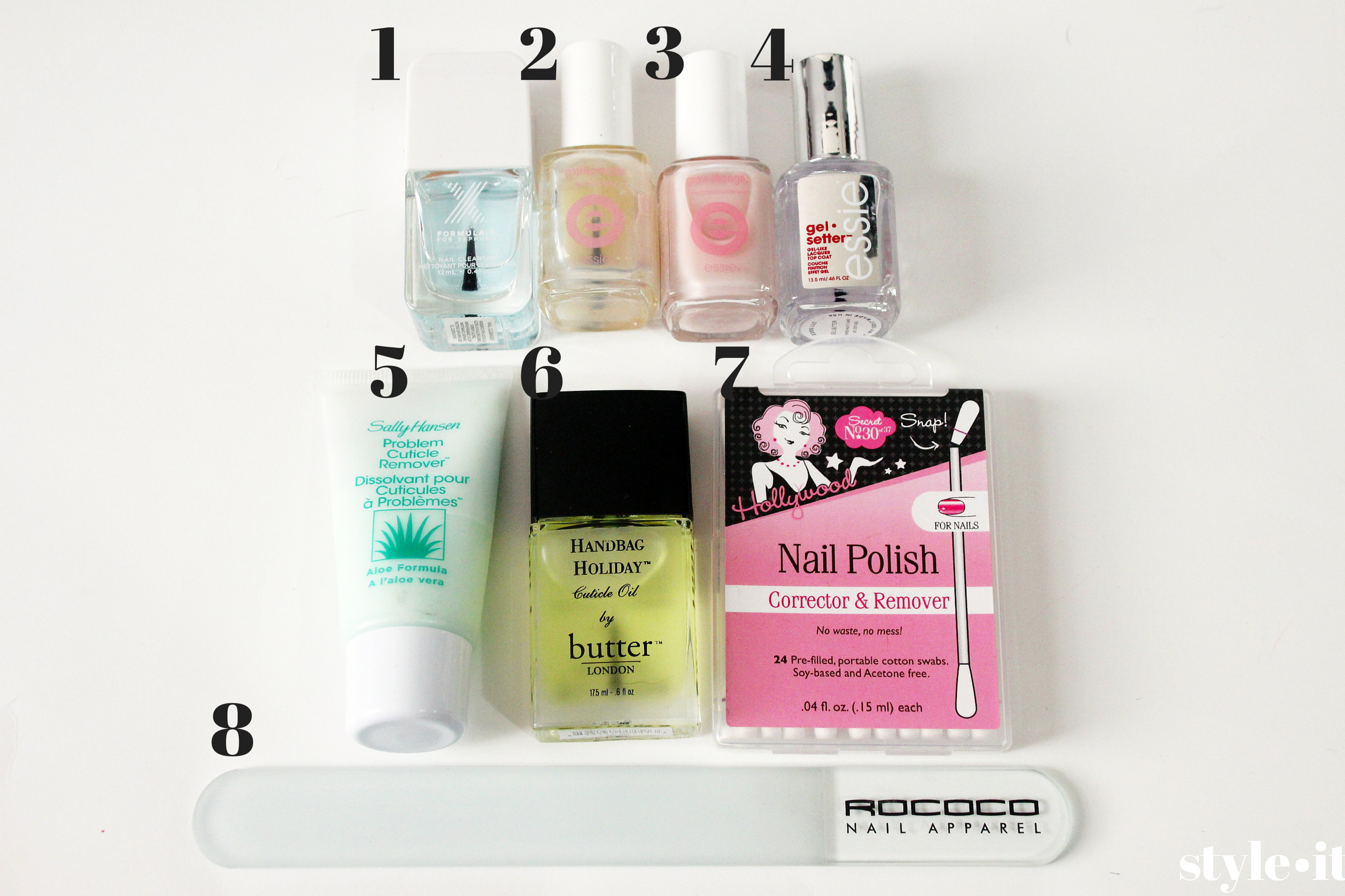 Spa (At Home) Sunday: Nail Care Routine   Nail care, Routine and ...