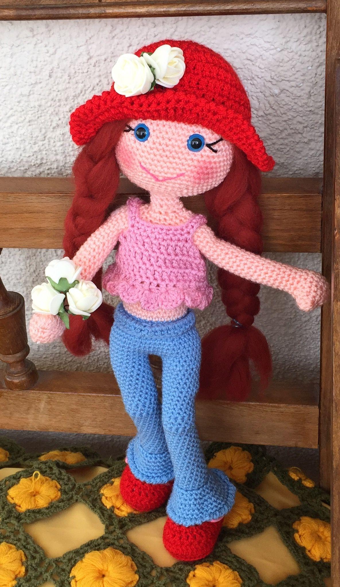 Pin von Ludmilla Semiz auf D&D amigurumi | Pinterest | Puppen ...