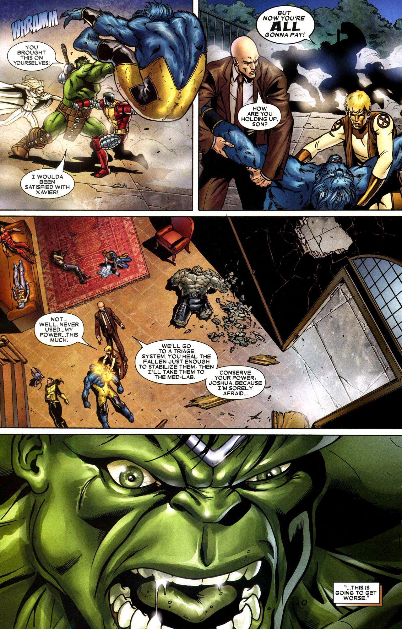 The Incredible Hulk Vs The X Men World War Hulk Lowbrowcomics World War Hulk Incredible Hulk The Incredibles