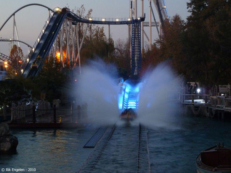 Poseidon Europa Park Rust Baden Wuerttemberg Germany Europa Park Rust Park Theme Park