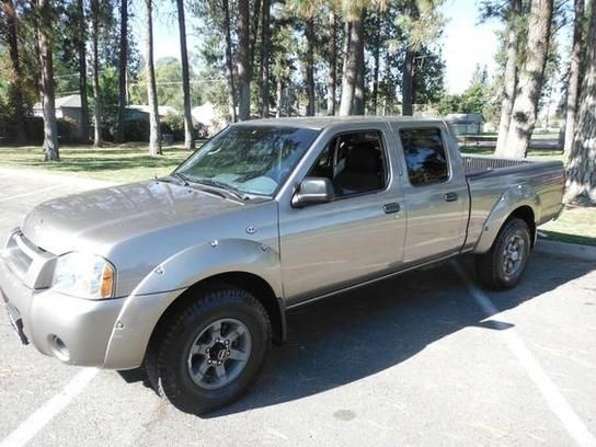 Cars For 2004 Nissan Frontier 4x4 Crew Cab Long Bed In Spokane Valley