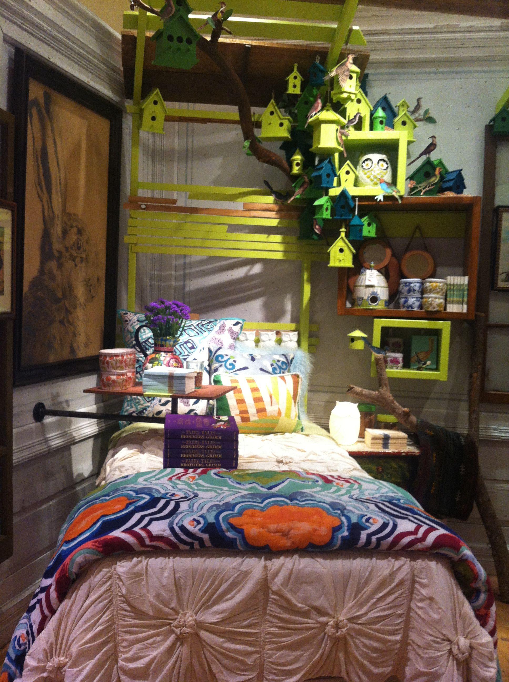 Anthropologie Bedroom: Anthropologie Bedroom Staging. Love!!